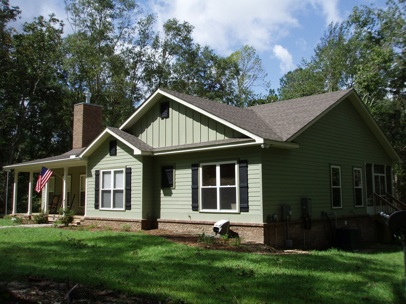 SouthPointe Builders Tallahassee Custom Home